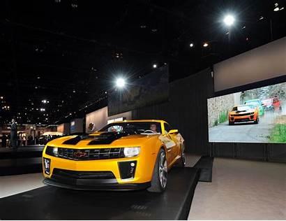 Bumblebee Camaro Autobots Transformers Wallpapers Chevrolet Autobot