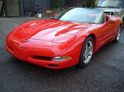 chevrolet corvette  convertible  myyty