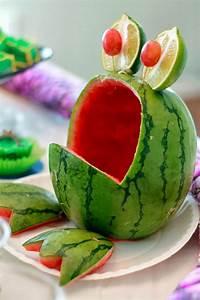 Carved Watermelon Ideas - The Idea Room