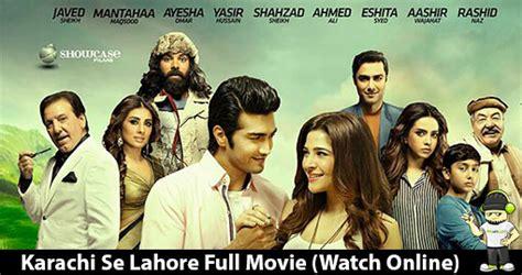 karachi se lahore full movie hd 720p free download