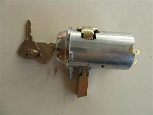 Ignition Switch Fiat 850 Spider - Fiat 1500 Cabrio