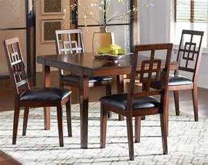 ally 5 piece dinette traditional dining sets