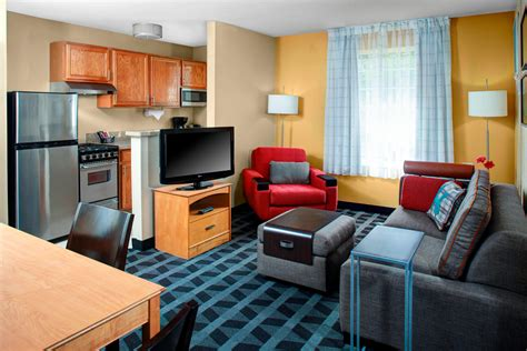 extended stay hotel  fresno california towneplace suites