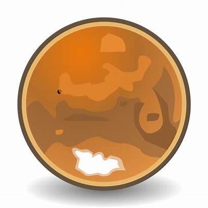 Mars Svg Transparent Clipart Tango Wikipedia Webstockreview