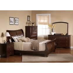 carousel bedroom bed dresser mirror queen 59160
