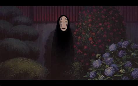 Miyazaki Spirited Away Wallpaper No Face Spirited Away Wallpaper Wallpapersafari