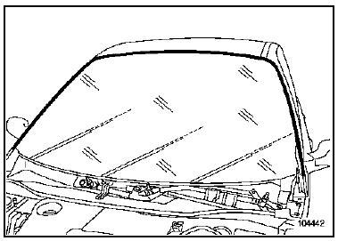 revue technique automobile renault scenic pare brise