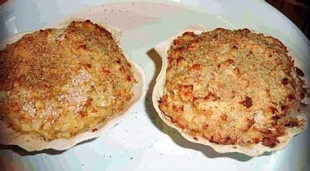 recette coquilles de crabe recette facile coquilles