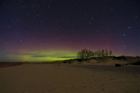 northern lights electric large geomagnetic brewing means northern lights