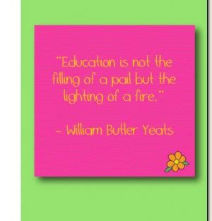 quotes about preschool teachers preschool quotes inspirational quotesgram 580