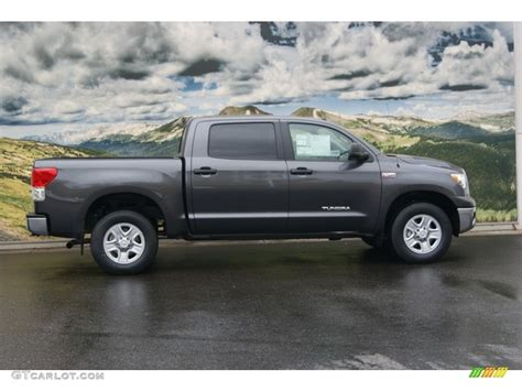 2012 Toyota Tundra Crewmax by Magnetic Gray Metallic 2012 Toyota Tundra Crewmax 4x4