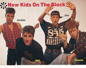 New Kids on the Block images new kids on the block ...