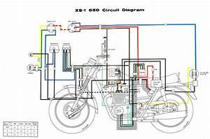 Simple Motorcycle Wiring Diagram