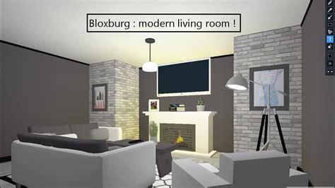 Modern Living Room Bloxburg !