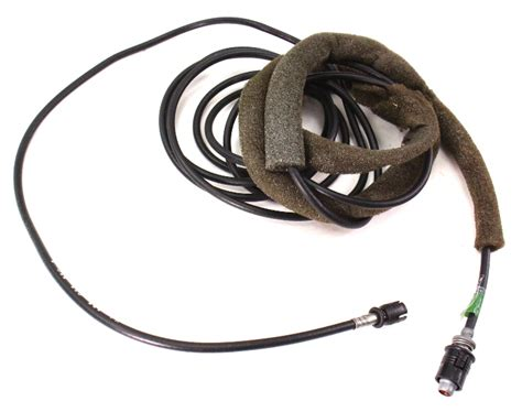radio antenna cable wiring harness vw   vw passat sedan