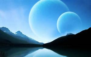 large planets in the sky | Planets in the Sky desktop ...