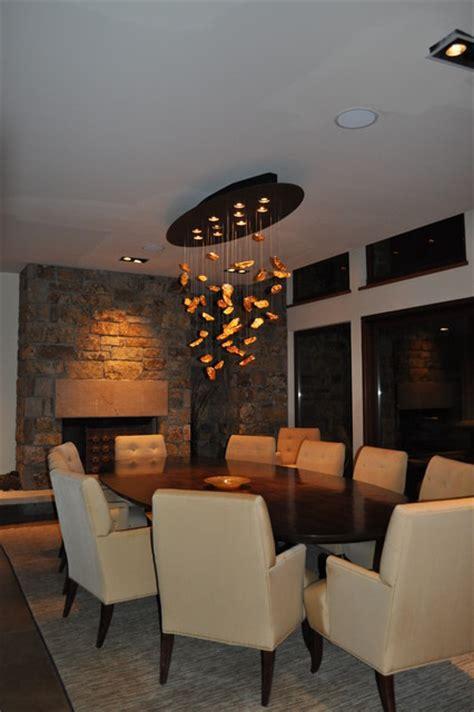 modern chandelier dining room dining room custom chandelier modern dining room