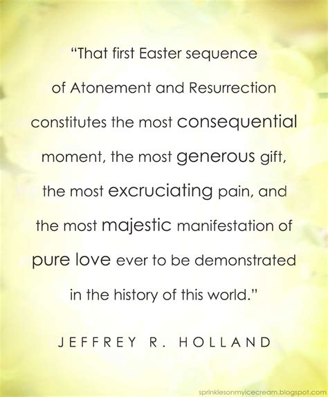 lds easter quotes quotesgram