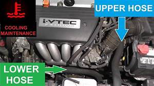 Radiator Hose Replacement With Basic Hand Tools