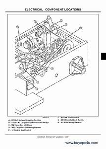 John Deere Gator Utility Vehicles 4x2 And 4x6 Technical Manual