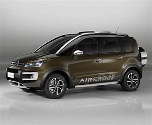 Citro U00ebn C3 Aircross Exclusive  2014