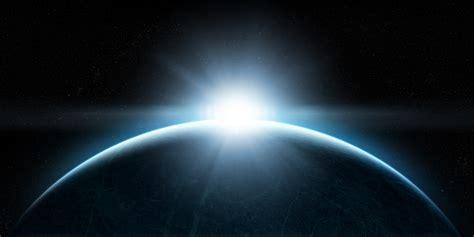 Rising sun in space - Nufarm UK