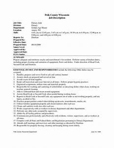 Wic Nutrition Assistant Job Description Besto Blog