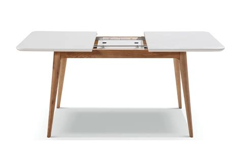 table cuisine rallonge table de cuisine extensible vintage breggia dewarens
