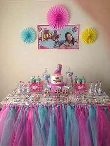 Ideas de Decoración de Soy Luna para Cumpleaños y Fiestas Temáticas Blogicasa