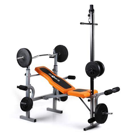 Banc Musculation Complet banc de musculation complet mod 232 les prix et soldes