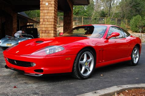 This very beautiful ferrari 550 was first delivered to germany in 1999 and has since had only two previous owners. 1999 Ferrari 550 Maranello For Sale « The Motoring Enthusiast