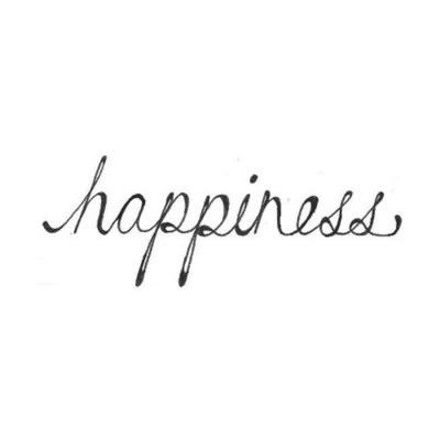 black  white happiness happy quotes image
