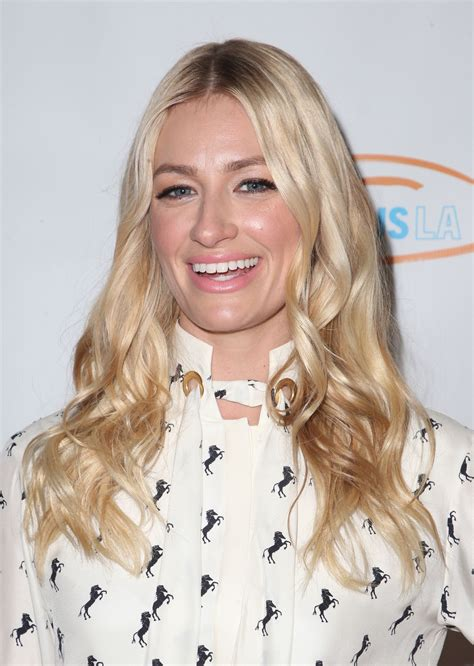 Beth Behrs Lupus Hollywood Bag Ladies Luncheon
