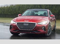 2019 Genesis G70 Should Be Your First Luxury Car, Consumer
