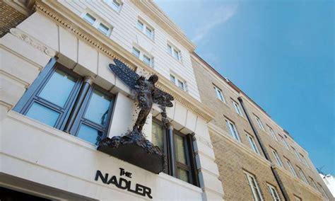 Robert Nadler Resigns As Ceo Of Nadler Hotels Post