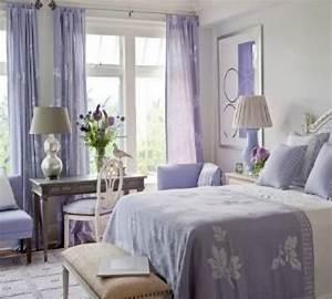 Camera Da Letto Color Glicine Design Casa Creativa E
