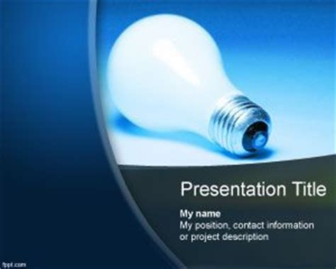 consumer powerpoint template
