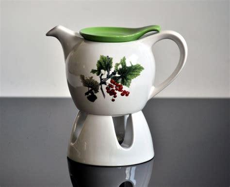 Teekanne Mit Stövchen Modern