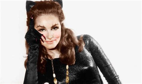 julie newmar is set to voice catwoman in new animated