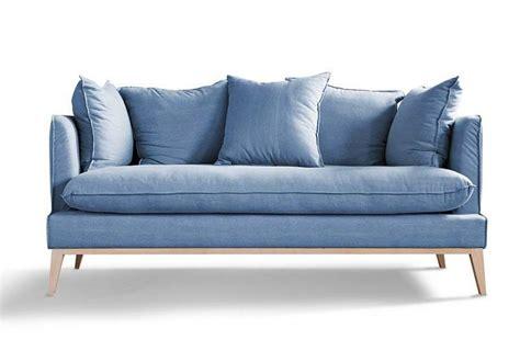 canapé trois places canapé style scandinave pas cher