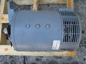 Ge Motors 323380 Electric Drive Motor Forklift Golf Cart Elec Vehicle Car