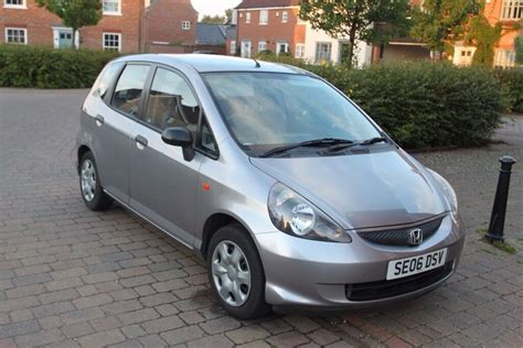 Karpet Honda Jazz 2006 honda jazz 2006 1 2 silver well maintained in norwich