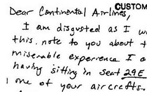 travel complaint letters   time telegraph