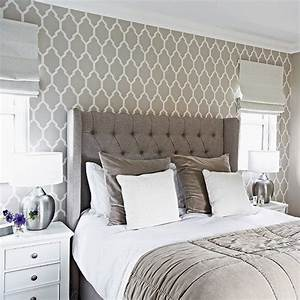 Inspiration of Master Bedroom Wallpaper with Best 25 ...