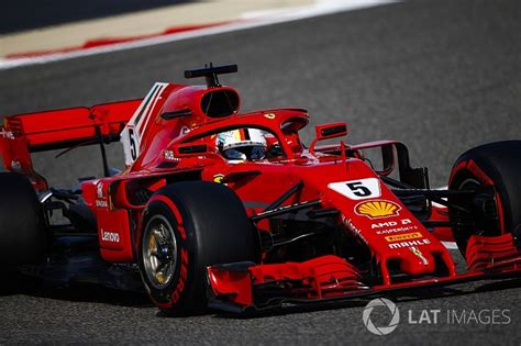 "Vettel Sorting Front End Key To ""surprising"" Bahrain Pole"