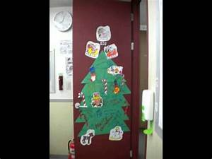 christmas decoration ideas for classroom door