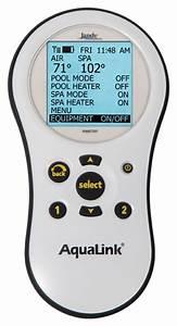 Aqualink Wireless Remote