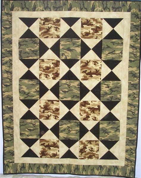 camo quilt pattern camo quilt quilts i ve made quilt other