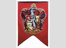 Harry Potter House Banners ThinkGeek
