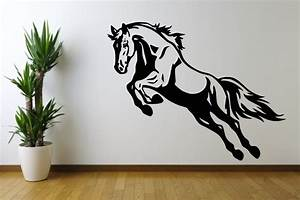 Wall decal awesome home design ideas with horse decals for Awesome home design ideas with horse decals for walls